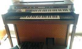 Hammond Organ, Model # 9712M in Naperville, Illinois
