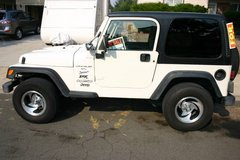 Jeep Wrangler >> 4-Wheel Drive >> Clean in Colorado Springs, Colorado