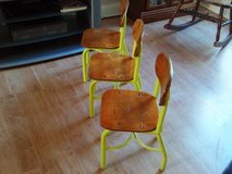 Vintage Children's School Chairs (1) (Eatonton) in Macon, Georgia