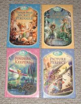 Disney FAIRIES Readers Digest Books Lot of 4 Hard Cover Fairy Stories Tinkerbell in Joliet, Illinois