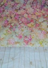 Floral Backdrop 5x7 flowers in Fort Campbell, Kentucky