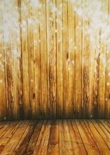 5x7 Dark Wood Fence Backdrop in Fort Campbell, Kentucky