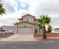 Desirable 2-Story Home in West El Paso in Fort Bliss, Texas