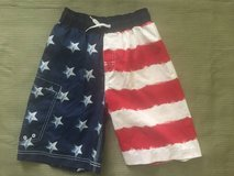 The Children's Place boys swimming trunks size M 7/8 in New Lenox, Illinois