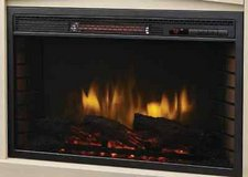 Brand new 30inch Electric Fireplace in Lockport, Illinois
