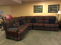 Sectional Couch in Bartlett, Illinois