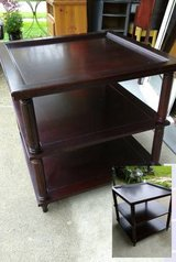 Three Tier Table/Shelves in New Lenox, Illinois