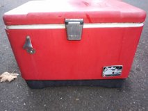 Vintage Ice Chest with Bottle Opener handles in Sacramento, California