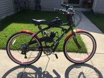 BICYCLE CRUISER WITH ENGINE NEW in Naperville, Illinois