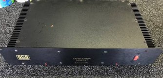 SCS 2150A MOS-FET Power Amplifier 100/150/300 watts/ch in Vista, California