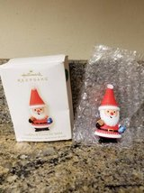 "New Hallmark collectible ornament ""Cookies and Cream"" in Temecula, California"
