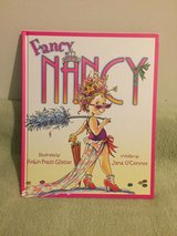 Fancy Nancy Hard Cover Book w Dust Jacket in Yorkville, Illinois