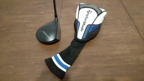 Taylormade JetSpeed Driver - RH - Stiffy -  w/ Taylormade Cover in Sugar Grove, Illinois