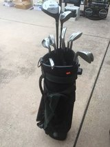 men's Mizuno golf clubs and bag in Lawton, Oklahoma
