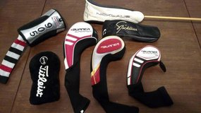 TaylorMade, Titleist, Nicklaus Head Covers in Plainfield, Illinois