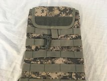 us military surplus army acu pattern 9 x 17 molle system straps pouch  01981 in Fort Carson, Colorado