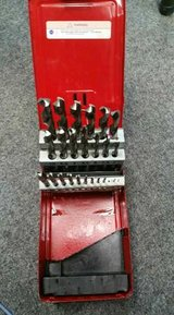 SNAP-ON DRILL BIT SET METRIC LIKE NEW in Hopkinsville, Kentucky