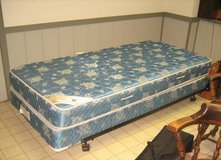 "79"" LONG SINGLE BED - SERTA PERFECT SLEEPER CLASSIC MATTRESS in Joliet, Illinois"