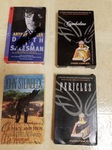 Vintage book classics on cassettes in Temecula, California