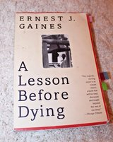 Vintage Contemporaries: A Lesson Before Dying by Ernest J. Gaines Paperback in Wheaton, Illinois