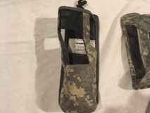 x2 us military surplus army acu pattern rifleman radio handset pouches  01996 in Fort Carson, Colorado