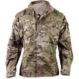 unisex ocp multicam jacket fracu flame resistant insect guard medium long  02043 in Fort Carson, Colorado