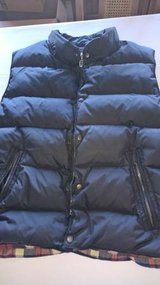 Mens Puffer Vest in Cherry Point, North Carolina