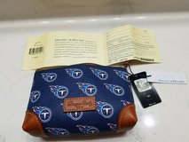 *REDUCED* TN Titans Dooney & Bourke Makeup Bag (New & Unused) $30.00 in Pleasant View, Tennessee