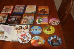 DVD Cleanout in Kingwood, Texas