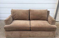 Havertys Sofa bed  couch great used condition full in Joliet, Illinois