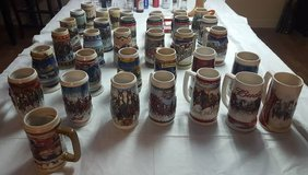 Budweiser Holiday Stein Collection in Cleveland, Texas