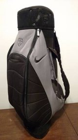 Nike Golf Cart Bag - Black and Gray in Bartlett, Illinois
