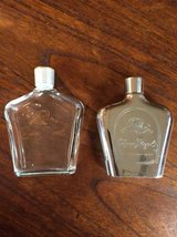 Crown Royal flasks in Cherry Point, North Carolina