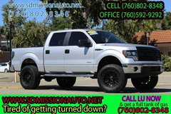2013 Ford F-150 XLT Ask for louis (760) 802-8348 in Oceanside, California