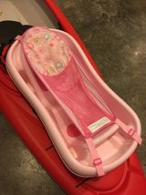 Pink Baby Bathtub with Infant Net in Pleasant View, Tennessee