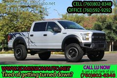 2017 Ford F-150 XLT 4x4 Ask for Louis (760) 802-8348 in Camp Pendleton, California