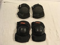 us military style chicago black adjustable elbow pads & alta black elbow pads  02068 in Fort Carson, Colorado