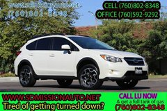 2014 Subaru XV Crosstrek 2.0i Premium Ask for Louis (760) 802-8348 in Camp Pendleton, California