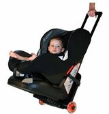 Gogo Babyz Car Seat Airport Stroller in St. Charles, Illinois