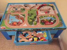 Thomas & Friends Wooden Railway Table + Accessories in Westmont, Illinois