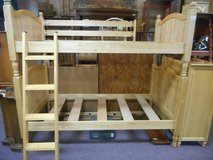 Classic Wood Bunkbed in Elgin, Illinois