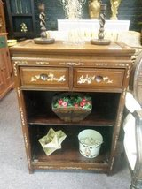 Eye Catching Asian Cabinet in St. Charles, Illinois