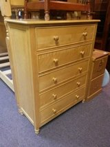 Quality Maple Dresser in Bartlett, Illinois