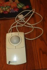 MicroSpeed PC TRAC Button Trackball Serial Computer Mouse in Houston, Texas