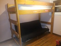 XI twin size loft bed in Elgin, Illinois