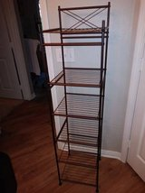 6 tier shelve wire rack color copper/bronze in Sacramento, California