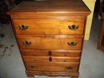MID CENTURY 4 DRAWER DRESSER in Tinley Park, Illinois