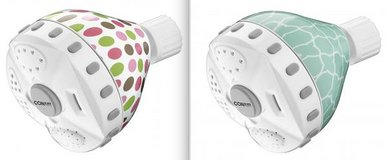 New! Conair Shower Prints Wall mount Shower Head - 2 to Choose From in Joliet, Illinois