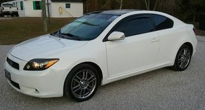 08 Toyota Scion tC, Automatic, Panoramic Sunroof, Alloy Whls, OEM Spec in Cherry Point, North Carolina