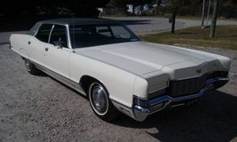 100% Original 1-Family Owned 71 Mercury Marquis w/23,000 Mi, NEW TIRES in Cherry Point, North Carolina